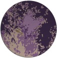 rug #774013 | round abstract rug