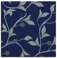 rug #776277 | square blue natural rug