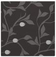 rug #776445 | square orange natural rug