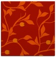 rug #776489 | square red rug