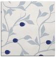 rug #776525 | square blue natural rug