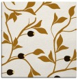 rug #776541 | square brown natural rug