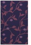 rug #777045    blue-violet natural rug