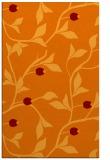 rug #777137 |  red-orange natural rug