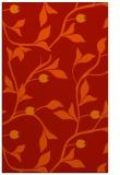 rug #777193 |  red natural rug