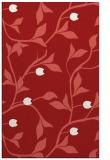 rug #777197 |  red rug