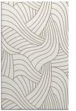 rug #781533 |  beige abstract rug