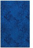 rug #782124 |  blue animal rug