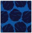 rug #782161 | square blue circles rug