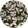 rug #782379 | round natural rug