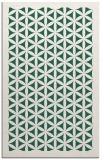 rug #782599 |  green traditional rug