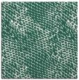 rug #782631 | square blue-green rug