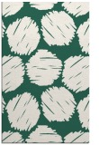 rug #782644 |  green graphic rug