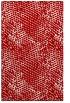 rug #782784 |  red animal rug
