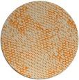 rug #783448 | round beige natural rug