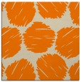 rug #783481 | square beige circles rug