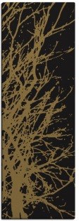 collected branches rug - product 783827