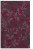 rug #783859 |  purple rug