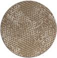 rug #784273 | round beige natural rug