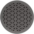 rug #784420 | round traditional rug