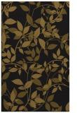 rug #784519 |  black natural rug