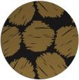 rug #784628   round black circles rug
