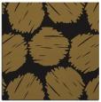 rug #784636   square black graphic rug