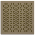 rug #784756 | square mid-brown traditional rug