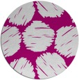 rug #785124 | round graphic rug