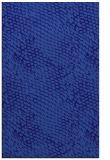 rug #785259 |  blue-violet animal rug