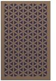 rug #785404 |  beige geometry rug