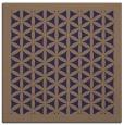 rug #785416 | square beige traditional rug