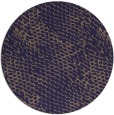 rug #785428 | round beige animal rug