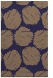 rug #785449 |  beige circles rug