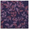 rug #787081   square purple natural rug