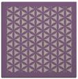 rug #790381 | square beige geometry rug