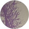 rug #790438 | round natural rug