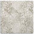 rug #791086   square beige animal rug