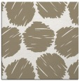 rug #791111 | square beige graphic rug
