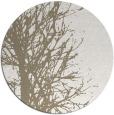 rug #791123 | round beige natural rug