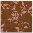 rug #796536 | square brown natural rug