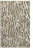 rug #797289    mid-brown animal rug