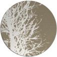 rug #797338 | round mid-brown natural rug