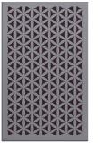 rug #801049 |  purple traditional rug