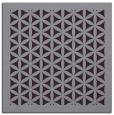 rug #801061 | square purple borders rug