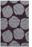 rug #801094 |  purple retro rug