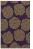 rug #801779 |  purple popular rug