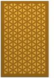 rug #806224 |  yellow borders rug