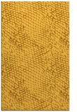 rug #806244 |  light-orange animal rug