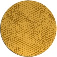 rug #806248 | round light-orange animal rug